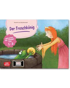 Der Froschkönig (Bildkarten für unser Kleinkind-Erzähltheater)