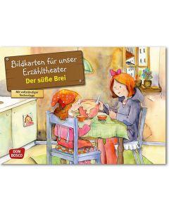 Der süße Brei (Bildkarten für unser Erzähltheater)
