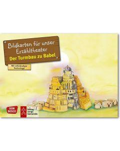 Der Turmbau zu Babel (Bildkarten für unser Erzähltheater)