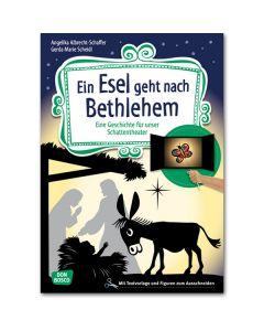 Ein Esel geht nach Bethlehem (Schattentheater)