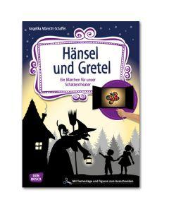 Hänsel und Gretel (Geschichte für unser Schattentheater)