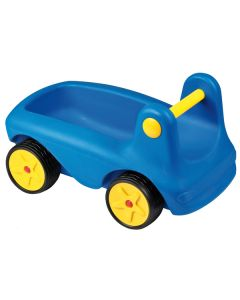 Großer Truck blau