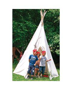 Tipi groß für große und kleine Indianer!