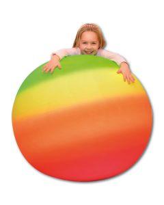 Regenbogen-Gymnastikball Ø 100 cm