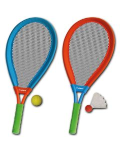 Riesenbadminton Set