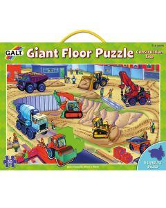 """Riesen Bodenpuzzle """"Baustelle"""""""