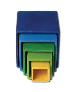 83414000 - Kistensatz klein blau