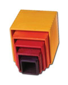 83415000 - Kistensatz klein gelb