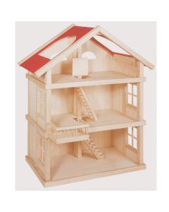 Puppenhaus groß - leer