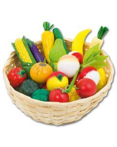 Obst- und Gemüsekorb