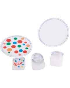 83759060 - Pocket-Frisbee zum Selbstgestalten mit Tasche