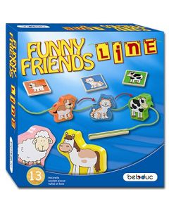 Funny Friends Line