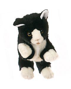 Kleine schwarze Katze 33 cm