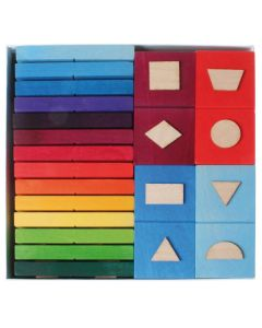 "Domino ""Geometrische Formen"""
