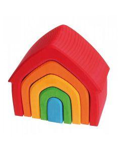 Grimm's Haus bunt