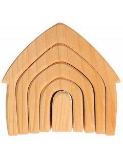 Grimm's Haus natur