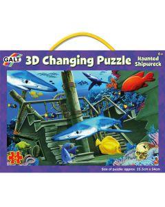 "Hologramm Puzzle ""Tiefseeabenteuer"""