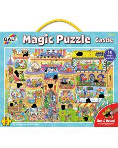 """Zauberpuzzle """"Burg"""""""