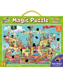 """Zauberpuzzle """"Piratenschiff"""""""