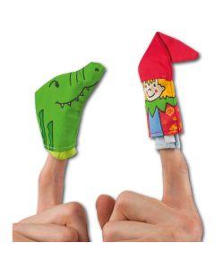 Fingerpuppenset Kasperle