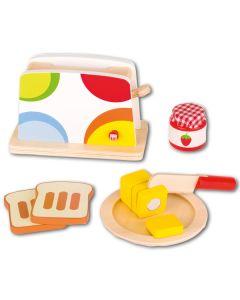 Toaster Puppenecke