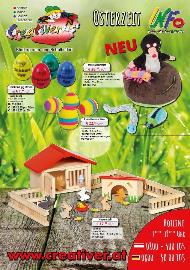 Info Ostern 19